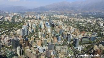 Chile Santiago de Chile (Imago/robertharding)