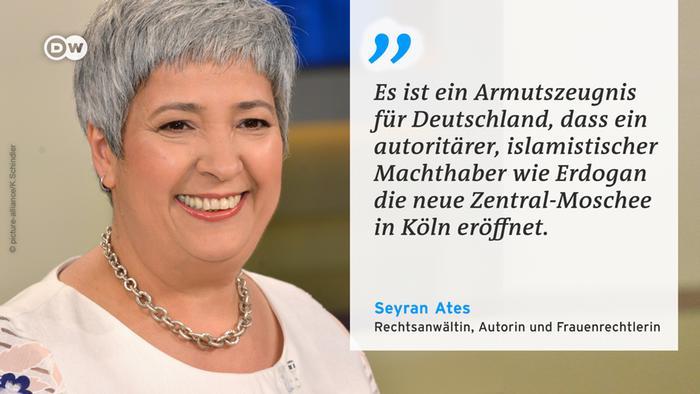 Seyran Ates, Twittercard