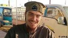Syrien Christian Lappe IS Kämpfer