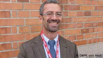 Dr. Reinhard Grünwald vom TAB Berlin