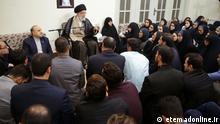 Khamenei trifft sich mit dem iranischen Sportler