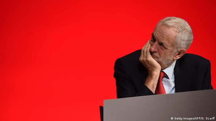 Großbritannien - Jeremy Corbyn bei Labour Parteikonferenz