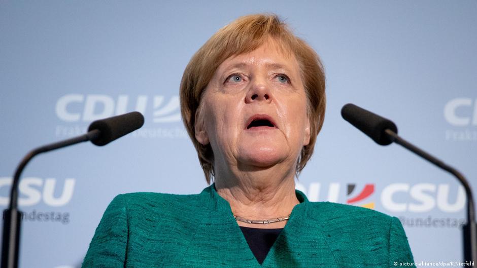 Меркель предостерегла Трампа от нападок на ООН