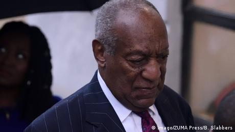 USA Pennsylvania - Bill Cosby vor Urteilsverkündigung (Imago/ZUMA Press/B. Slabbers)