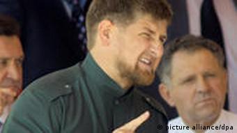 Президент Чечни Рамзан Кадыров