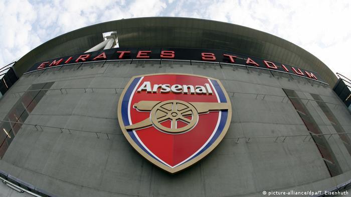 Grobritannien London Emirates-Stadion