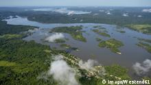 Brasilien Para Itaituba Amazonas Rio Tabajos