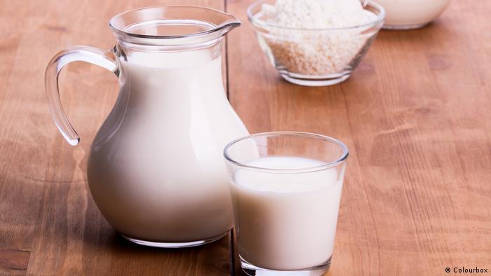 Symbolbild - Milch