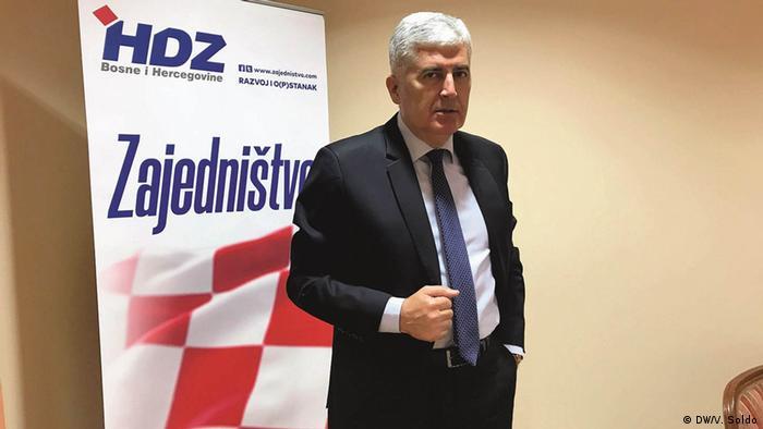 Bosnien und Herzegowina | Dragan Covic, Vertreter der Kroaten in B&H