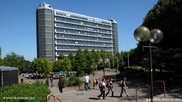 Dortmund Universität Campus Nord