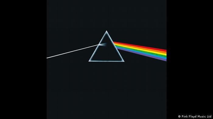 Album Cover Pink Floyd, Dark Side of the Moon (Pink Floyd Music Ltd)