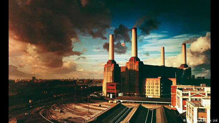 Album Cover Pink Floyd (Pink Floyd Music Ltd)