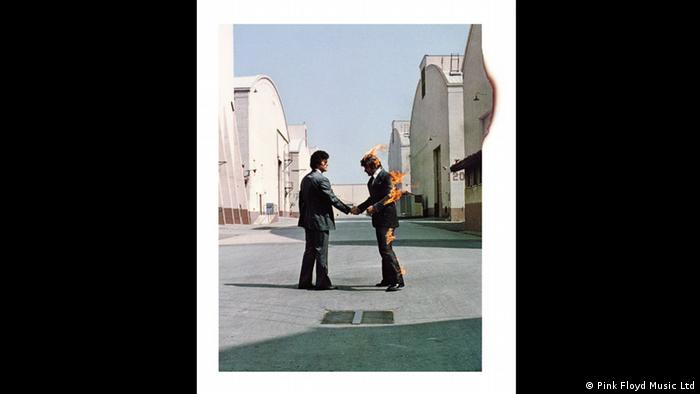 Album Cover Wish you were here (Pink Floyd Music Ltd)