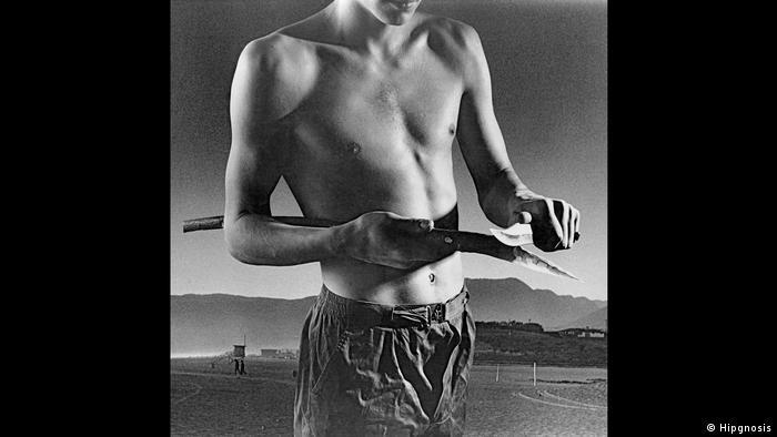 Album Cover Wishbone Ash, New England (Hipgnosis)