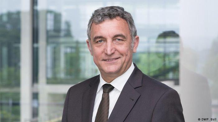 Peter Niepalla, Justitiar der Deutschen Welle
