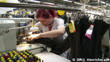 Bulgarien Textil Näherin