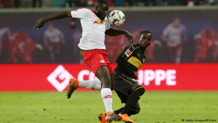 Dayot Upamecano, 20, RB Leipzig (Getty Images/M.Kern)