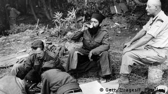 Φωτογραφία από τον Γοργοπόταμο στη θέση Λιόκου (μεταξύ 1946/1949)