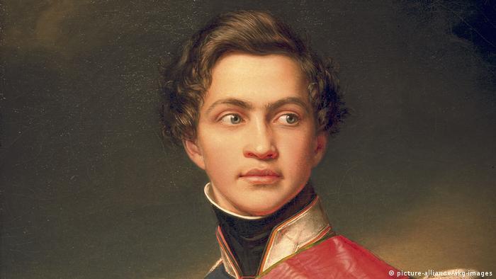 Otto von Wittelsbach (photo: picture-alliance/akg-images)