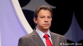 Fernando Haddad.