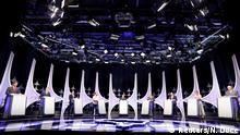Brasilien Wahlen TV-Debatte der Präsidentschaftskanditaten
