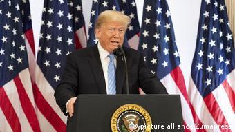 Pressekonferenz Donald Trump