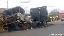Kamerun Buea Unruhen