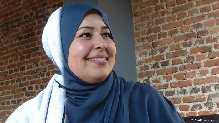 Saloua Mohammed, Bonn-based social activist against Salafism