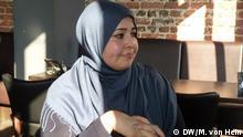 Juli 2018 Streetworkerin Saloua Mohammed