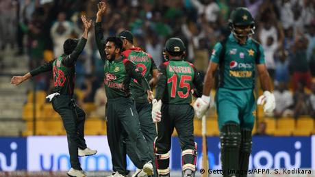 Cricket Asia Cup 2018 l Bangladesh vs Pakistan (Getty Images/AFP/I. S. Kodikara)
