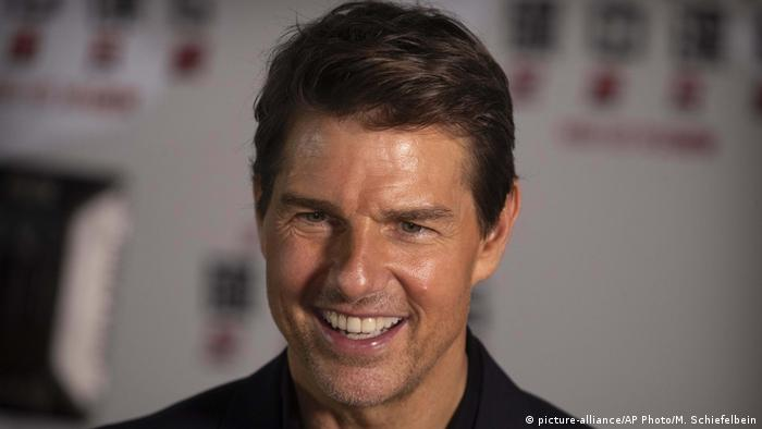 Tom Cruise (picture-alliance/AP Photo/M. Schiefelbein)