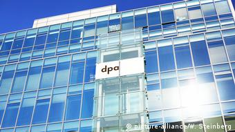 DPA building (picture-alliance/W. Steinberg)