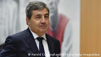 UEFA Sitzung vor Entscheidung über EM-Gastgeber 2024