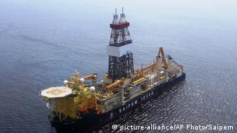 Gaspipeline im Med. Meer