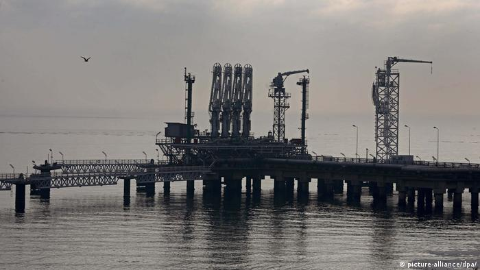 Gaspipeline im Med. Meer (picture-alliance/dpa/)