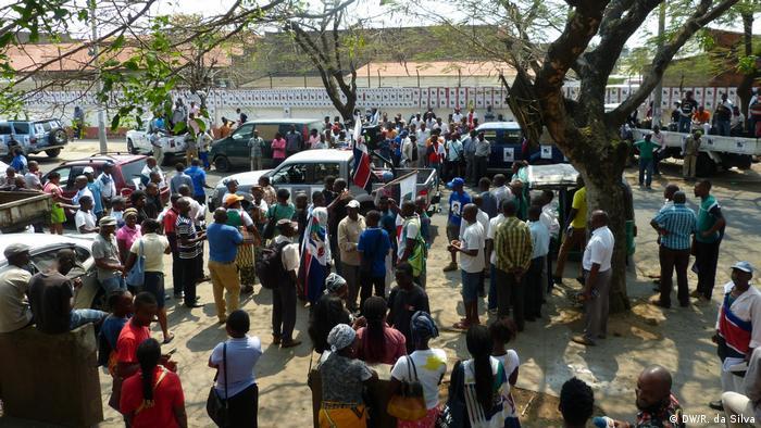 Beginn der Renamo-Kampagne in Maputo