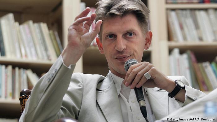 Американсько-французький письменник Джонатан Літтель