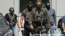 Hessen, Terrorverdächtiger vor Gericht