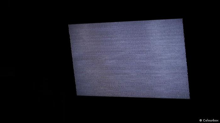 TV static (Colourbox)