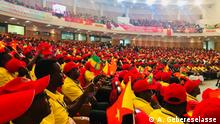 Äthiopien TPLF Kongress in Mekele