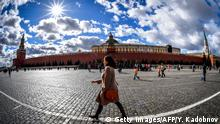 Russland Roter Platz in Moskau (Getty Images/AFP/Y. Kadobnov)
