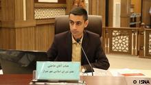 Iran Mehdi Hajati, Stadtratsmitglied in Shiraz