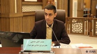 مهدی حاجتی ۳۹ ساله و نایب رئیس کمیسیون عمران، حمل و نقل و ترافیک و عضو کمیسیون حقوق شهروندی است