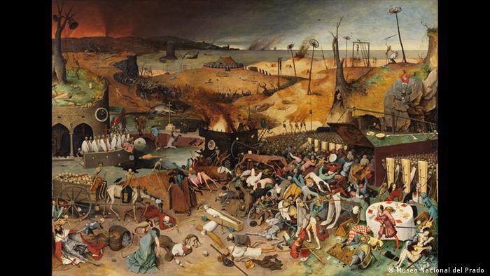 Триумф смерті, 1562-63 роки