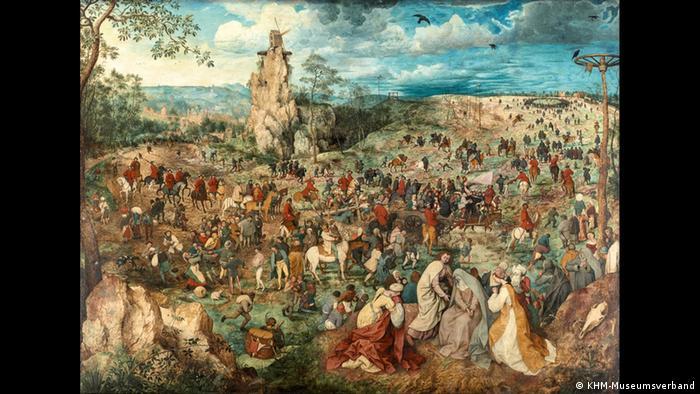 Шлях на Голгофу, 1564 рік