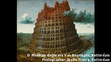 Ausstellung Bruegel - Turmbau zu Babel