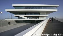 ESP, Spanien, Valencia: America's Cup-Gebäude Veles a Vents des Londoner Architekten David Chipperfield, Europa | Verwendung weltweit, Keine Weitergabe an Wiederverkäufer.