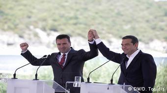 Reportage Mazedonisches Referendum