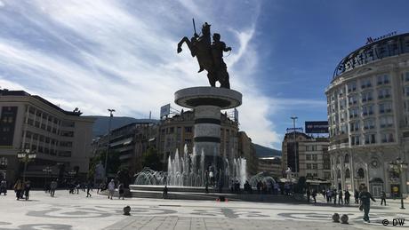 DW: Αγωνία για το δημοψήφισμα στη ΠΓΔΜ