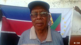 Mosambik Wahlkampf für Kommunalwahlen am 10. Oktober 2018 (DW/Delfim Anacleto)